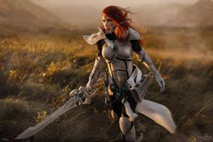 Howling Banshee - For vengeance! by Narga-Lifestream