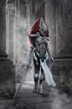 Howling Banshee - Dawn of War III by Narga-Lifestream