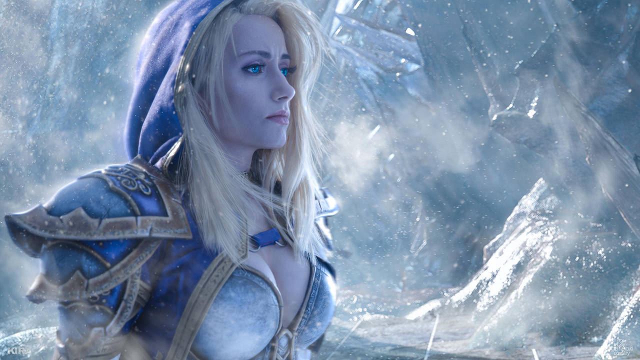 Jaina - Icecrown Citadel by Narga-Lifestream