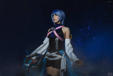 Aqua - Kingdom Hearts by Narga-Lifestream