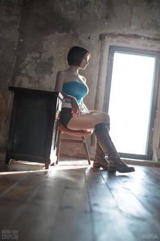 Jill Valentine I by Narga-Lifestream