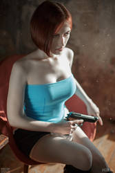 Jill Valentine III by Narga-Lifestream