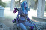 Tyrande Whisperwind - War of the Ancients by Narga-Lifestream