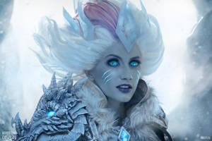 Frost Lich Jaina VI by Narga-Lifestream