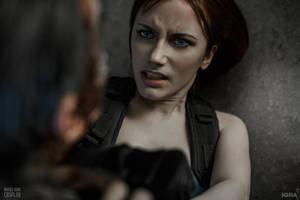 Jill Valentine - Last Escape 4 by Narga-Lifestream