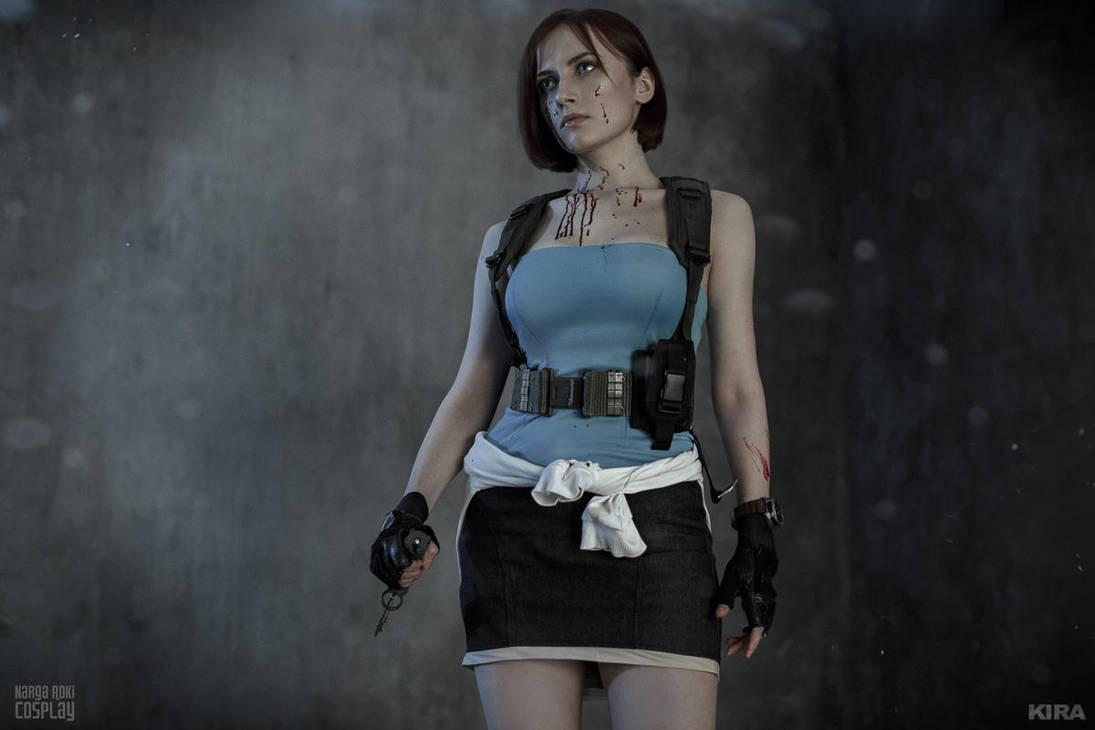 Jill Valentine - Last Escape 11 by Narga-Lifestream