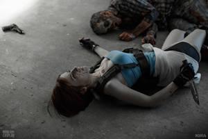 Jill Valentine - Last Escape 8 by Narga-Lifestream