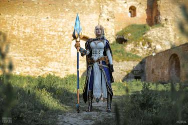 Battle for Azeroth - Lady Jaina Proudmoore by Narga-Lifestream