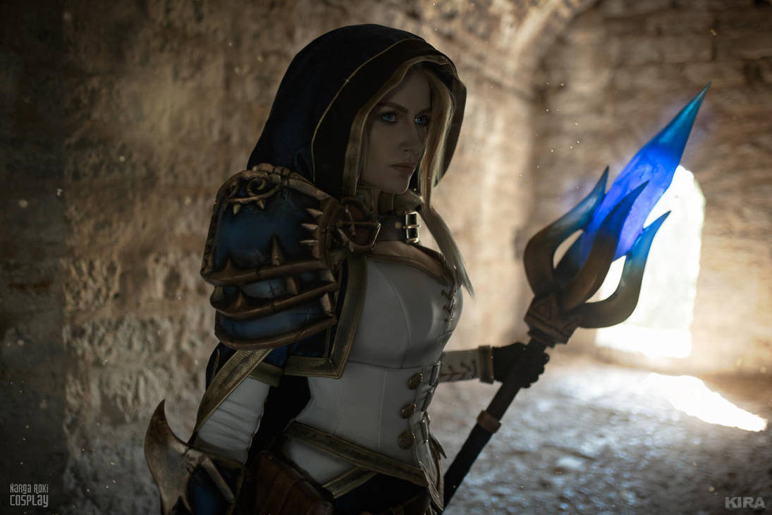 Jaina Proudmoore - Battle for Lordaeron 2 by Narga-Lifestream