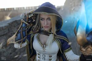 Jaina Proudmoore - Battle for Lordaeron 3 by Narga-Lifestream