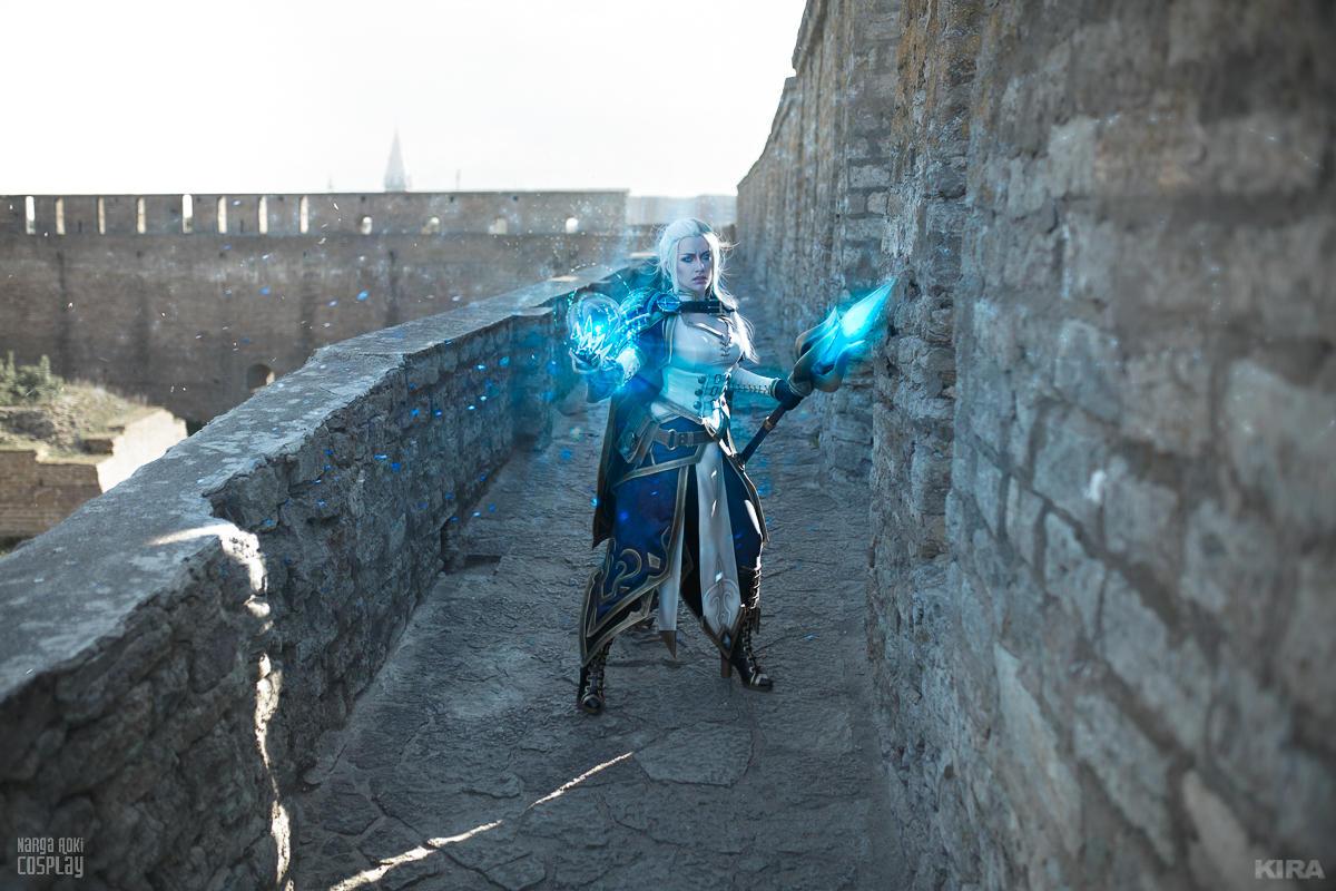 Jaina Proudmoore - Battle for Lordaeron 4 by Narga-Lifestream