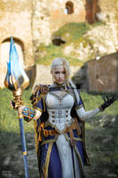 Jaina Proudmoore - New Admiral by Narga-Lifestream