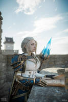 Jaina Proudmoore - Way to Kul'Tiras by Narga-Lifestream