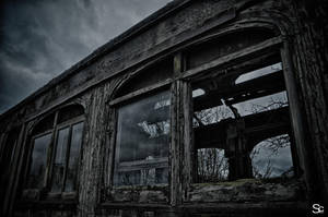 Dark past by ShannonCPhotography