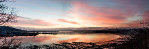 The bay at sunset by ShannonCPhotography