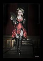 Circa Nocturna- Obsidian by Countess-Grotesque