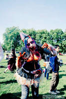 . melb zombie shuffle 2012 . by Countess-Grotesque