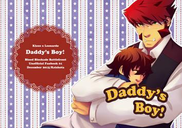 Daddy's Boy [Kekkai Sensen Doujinshi] by keishota