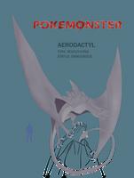 Pokemonster - Aerodactyl by MissMagnificent