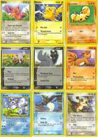 My Pokemon Cards 1 by Naruto-girl1