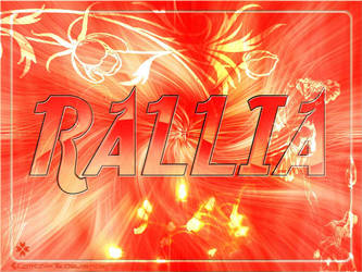 Rallia by lombnfts