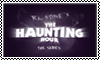 R.L Stine's the haunting hour stamp by MetalGriffen69