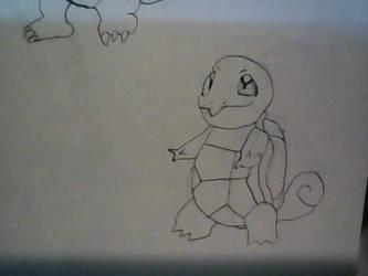 Squirtle by bigboldbully