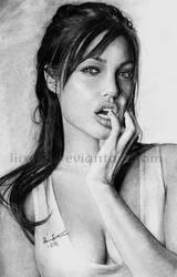Angelina Jolie by Per-Svanstrom