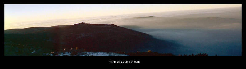 The Sea of Brume by gshegosh