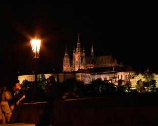 Prague Castle by gshegosh