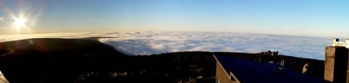 Mist sea by gshegosh
