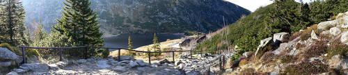 Retreat Hut by gshegosh