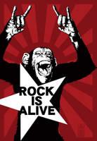 Rock is Alive by motoichi69