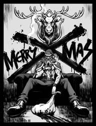 MERRY XMAS EVE by motoichi69