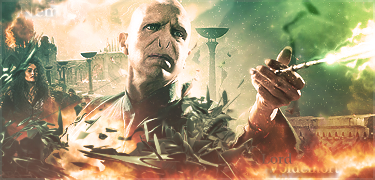 Lord Voldemort Signature by Nem82