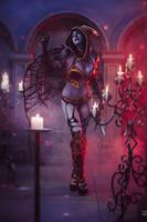 queen of pain by Haji-san