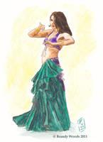 Gypsy by BrandyWoods