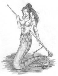Naga Commission by BrandyWoods