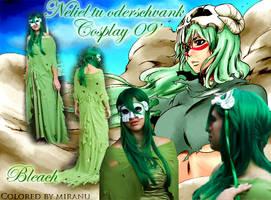 Neliel Masquerade Cosplay by IchigoBunny