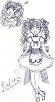 Lolita cosplay by IchigoBunny