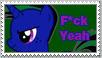 C: F Yeah Stamp by IchigoBunny