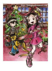 Merry Xmas by janygin