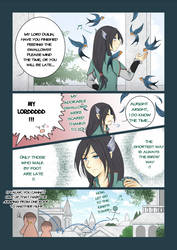 Gondolin's Untold 1 [P.8] by Windrelyn