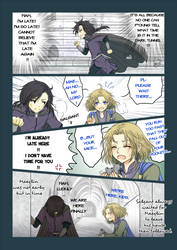 Gondolin's Untold 1 [P.9] by Windrelyn