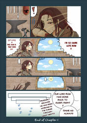 Gondolin's Untold 1 [P.10] by Windrelyn
