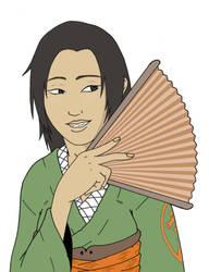 Togashi Kotoha by Koshindou