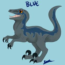 Don't make me blue by kimikohime