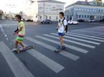 Longboarding by Shin280891