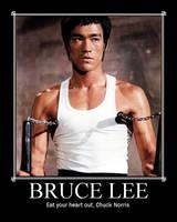Bruce Lee by goshkiller365