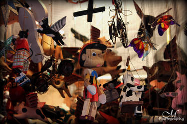 Pinocchio by MartinaPhotography